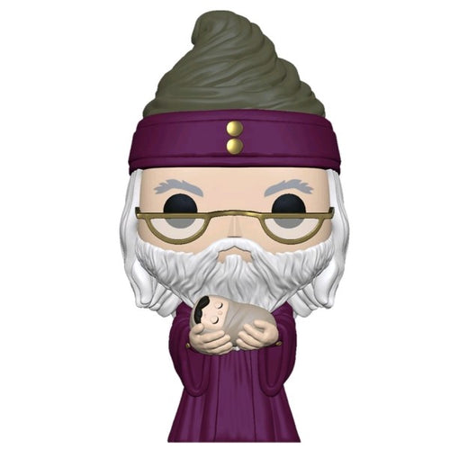 Harry Potter - Dumbledore with Baby Harry Pop! Vinyl