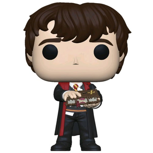 Harry Potter - Neville with Monster Book Pop! Vinyl