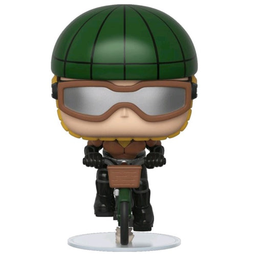 One Punch Man - Mumen Rider with Bike US Exclusive Pop! Ride