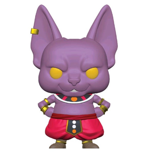 Dragon Ball Super - Champa Flocked US Exclusive Pop! Vinyl