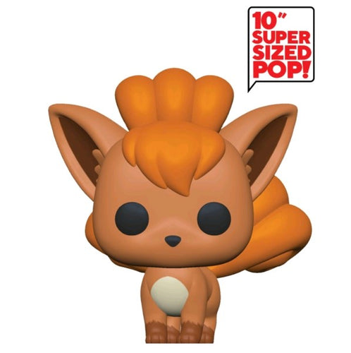 "Pokemon - Vulpix 10"" US Exclusive Pop! Vinyl"