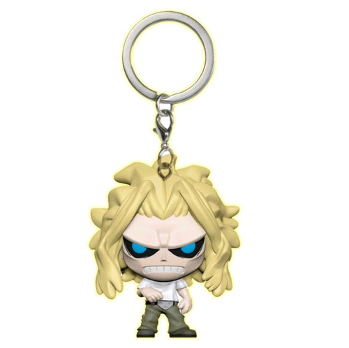 My Hero Academia - All Might Weakened Glow US Exclusive Pocket Pop! Keychain