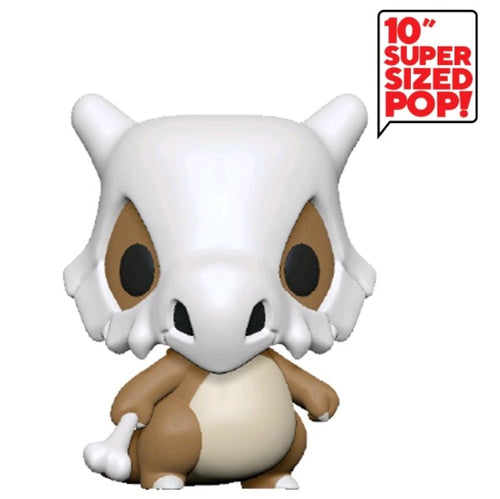 "Pokemon - Cubone 10"" US Exclusive Pop! Vinyl"