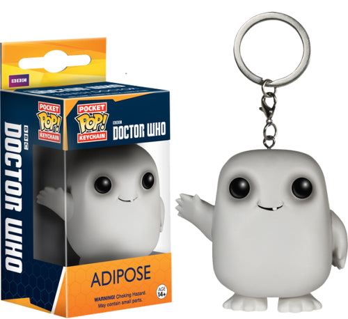 Doctor Who - Adipose Pocket Pop! Keychain