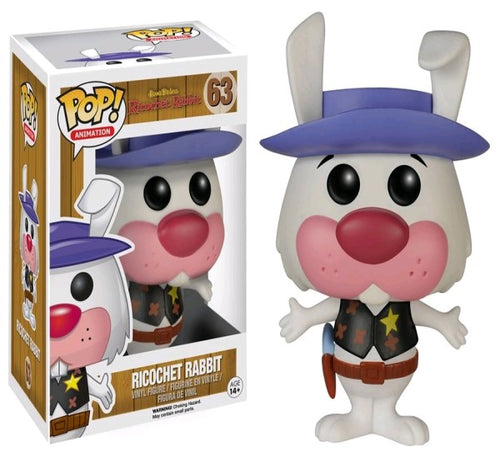 Hanna Barbera - Ricochet Rabbit Pop! Vinyl