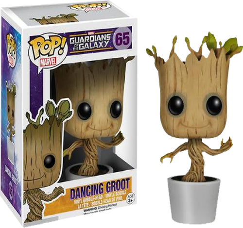 Guardians of the Galaxy - Dancing Groot Pop! Vinyl