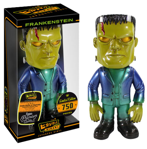 Universal Monsters - Frankenstein Metallic Hikari