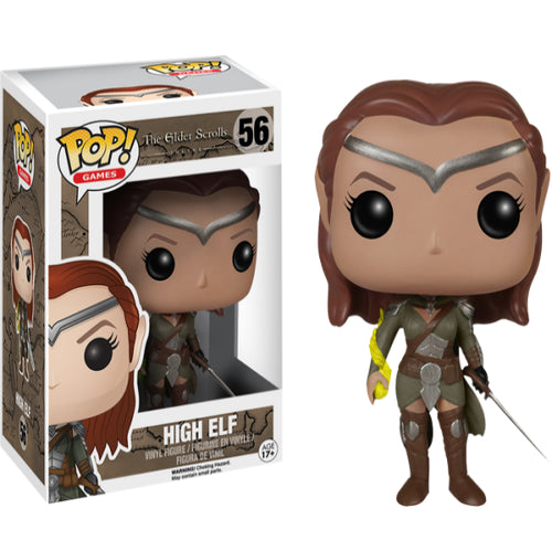 The Elder Scrolls Online - High Elf Pop! Vinyl