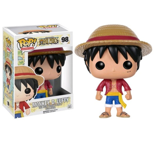 One Piece - Luffy Pop! Vinyl