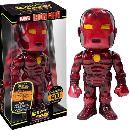 Iron Man - Inferno Iron Man Hikari Figure