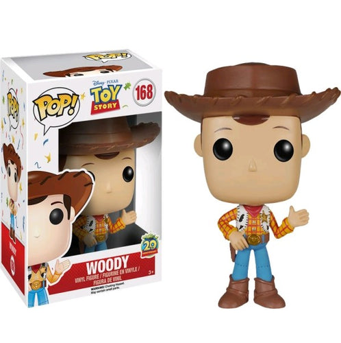 Toy Story - Woody Pop! Vinyl