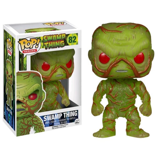 Swamp Thing - Swamp Thing US Exclusive Pop! Vinyl