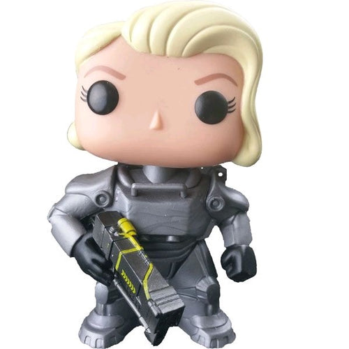Fallout - Female Power Armor Unmasked US Exclusive Pop! Vinyl