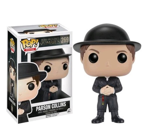 Pride and Prejudice and Zombies - Parson Collins US Exclusive Pop! Vinyl