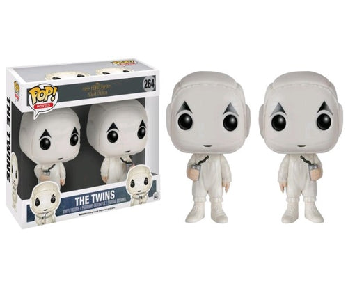 Miss Peregrine's Home for Peculiar Children - The Twins Pop! Vinyl 2-Pack