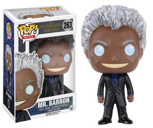 Miss Peregrine's Home for Peculiar Children - Mr Barron Pop! Vinyl