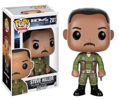 Independence Day - Steve Hiller Pop! Vinyl