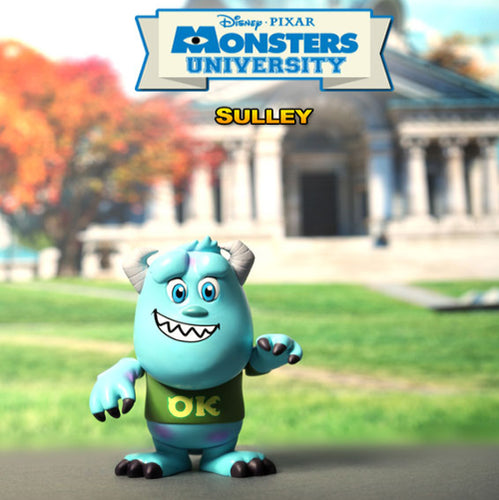 Monsters University - Sully Cosbaby