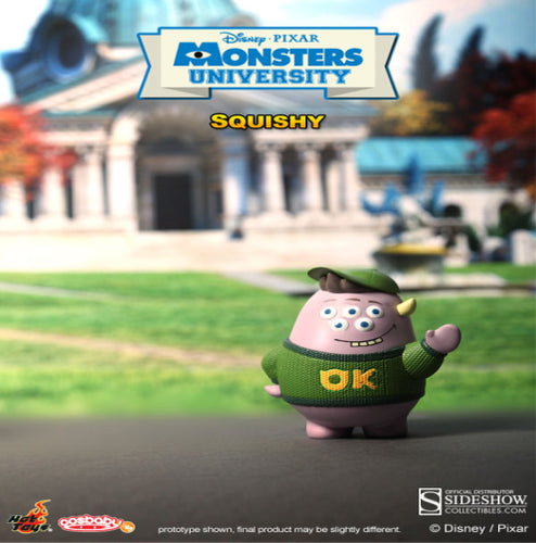 Monsters University - Squishy Cosbaby