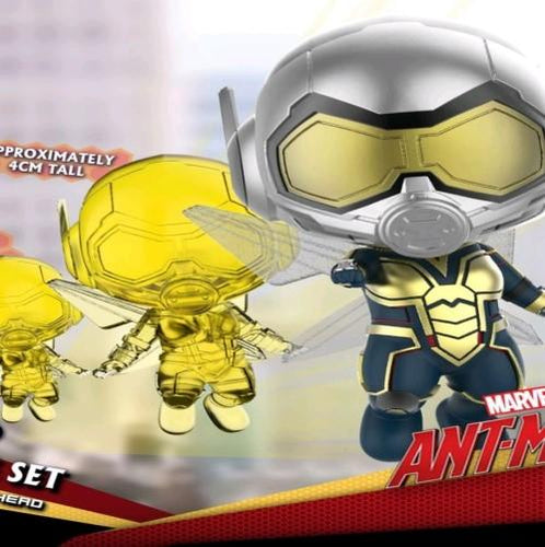 Ant-Man and the Wasp - Wasp Cosbaby