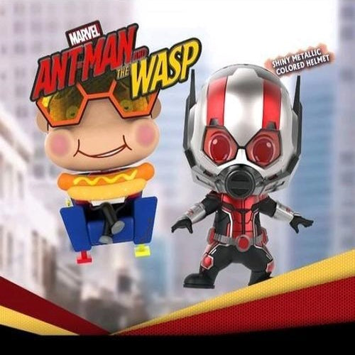 Ant-Man and the Wasp - Movbi & Ant-Man Cosbaby Set