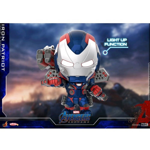 Avengers 4: Endgame - Iron Patriot Light Up Cosbaby