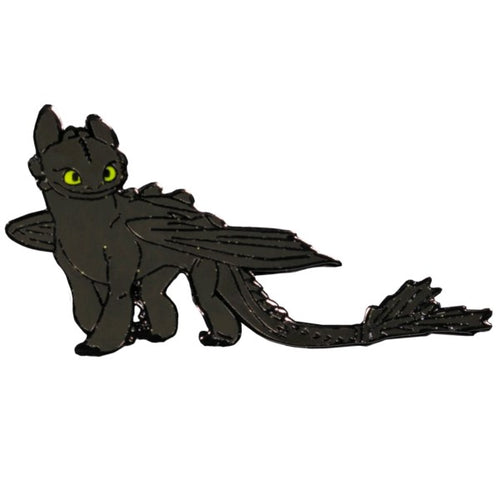 How to Train your Dragon - Toothless Enamel Pin