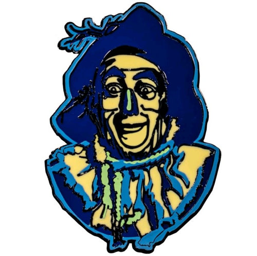 Wizard of Oz - Scarecrow Enamel Pin