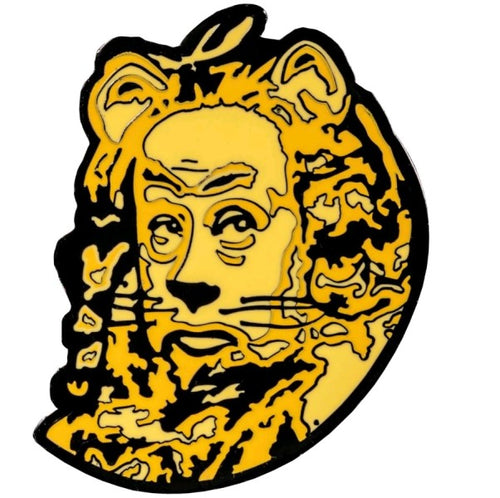 Wizard of Oz - Cowardly Lion Enamel Pin