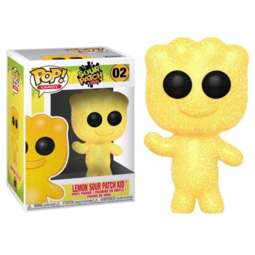 Sour Patch Kids - Yellow Pop! Vinyl
