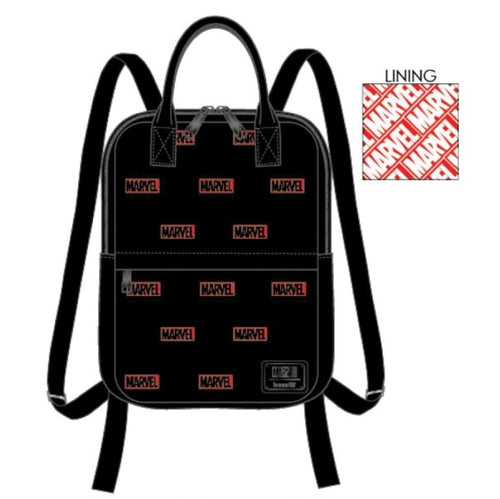 Marvel Comics - Logo Mini Backpack
