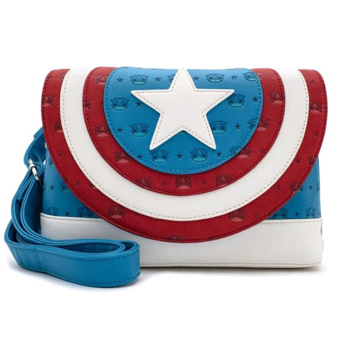 Captain America - Captain America Crossbody Bag
