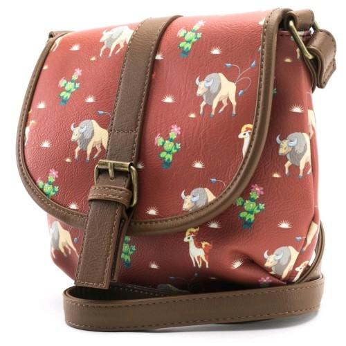 Pokemon - Tauros Crossbody Bag