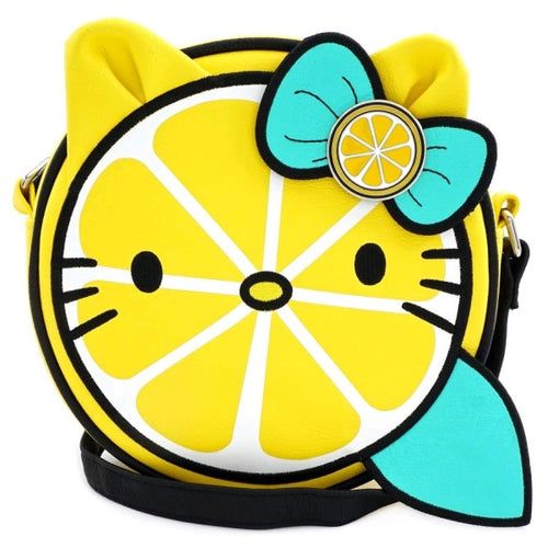 Hello Kitty - Lemon Crossbody Bag