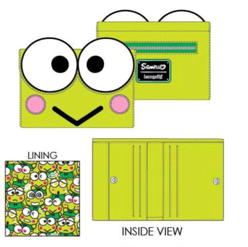 Hello Kitty - Keroppi Purse