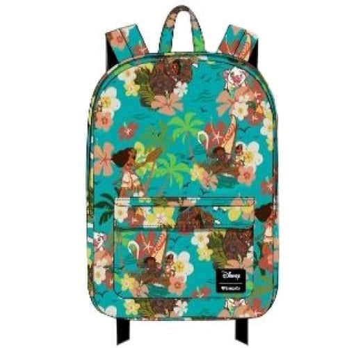 Moana - Floral Backpack