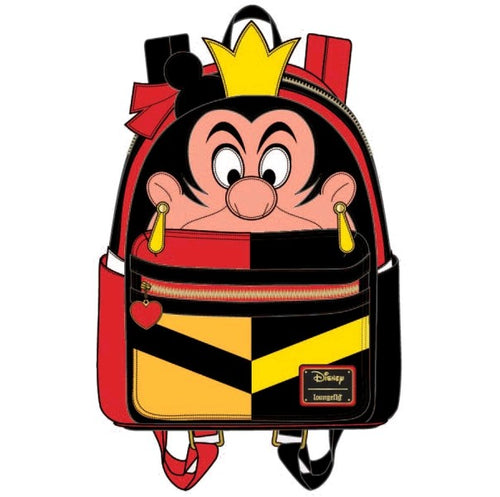 Alice in Wonderland - Queen of Hearts Mini Backpack
