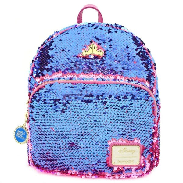 Sleeping Beauty - Reversible Sequin Mini Backpack