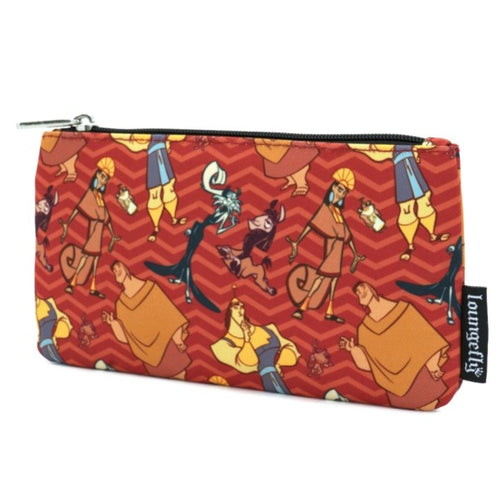 Emperor's New Groove - Characters Pouch