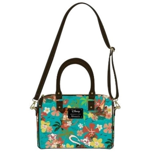 Moana - Floral Tote Bag