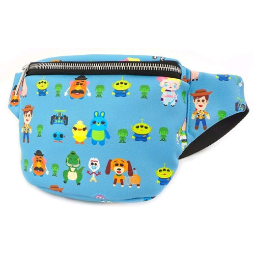 Toy Story 4 - Chibi Print Bum Bag