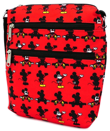 Mickey Mouse - Parts Passport Bag