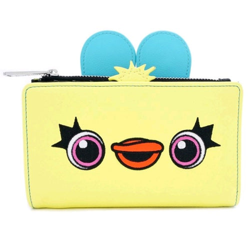 Toy Story 4 - Ducky / Bunny Wallet