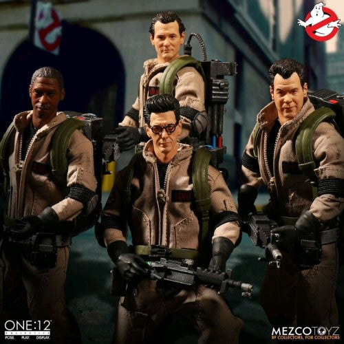 Ghostbusters - One:12 Collective Deluxe Action Figure Box Set