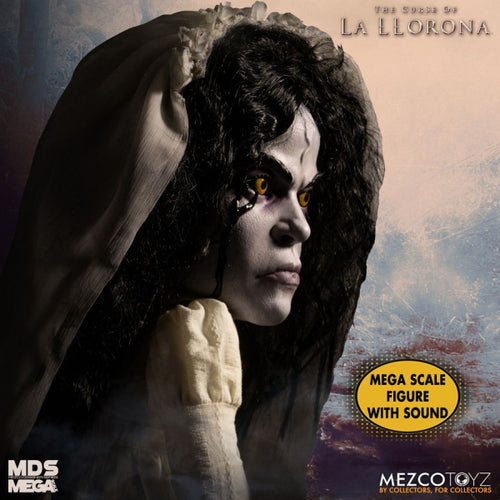 "The Curse of Llorona - Llorona 15"" Mega Scale Action Figure"