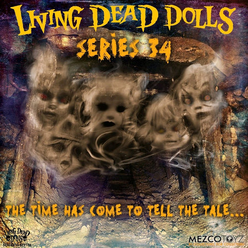 "Living Dead Dolls - Series 33 10"" Assortment (Set of 5)"