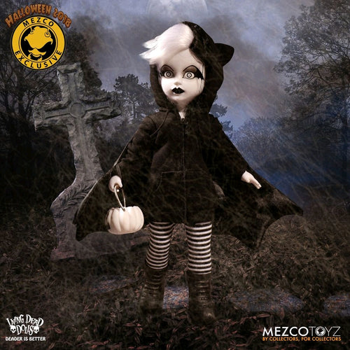 Living Dead Dolls - Halloween 2018 Vesper Black & White Edition