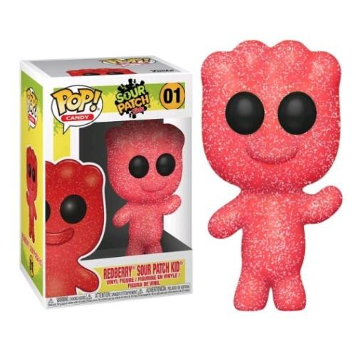 Sour Patch Kids - Red Pop! Vinyl