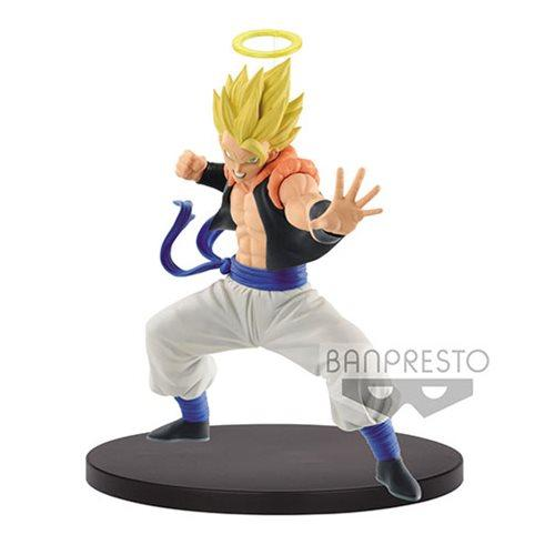 Dragon Ball Z Super Saiyan Gogeta Banpresto Colosseum Statue