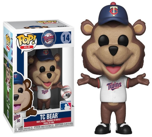 MLB - T.C. Bear Pop! Vinyl